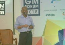 "GM Forum 2018 Highlights: Keynote speech by Ibrahim 'Bandhu' Saleem; ""Tourism in Maldives – A Historical Perspective.""-Hotelier Maldives"